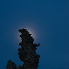 Hidden Moonlight at Mono Lake