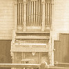 Antique Pipe Organ