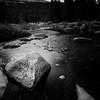 Stream in Yosemite