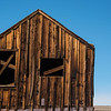 Old Barn at Bodie