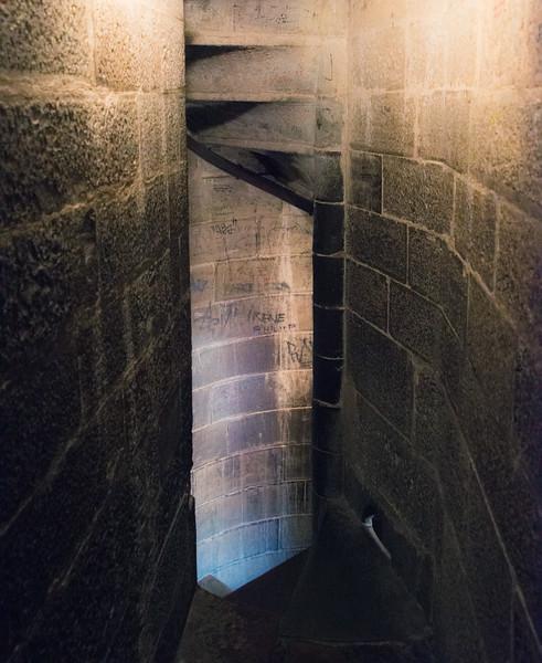 Florence Duomo Stairs