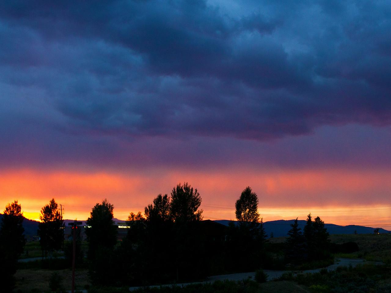 Sunset - July 26, 2014