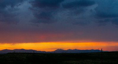 Granby Sunset - July 26, 2014