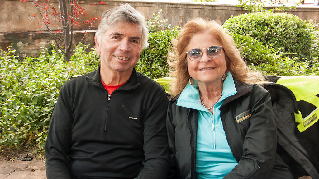 Ron & Maxine