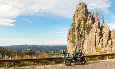 Needles Highway Vista