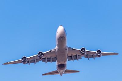 Atlas Air B-747-8 Departs ANC For HCV