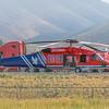 Sikorsky S-70 Firehawk, Hailey, Idaho