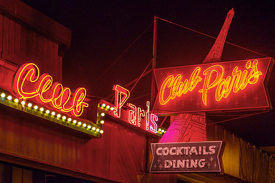 Club Paris, Anchorage, Alaska