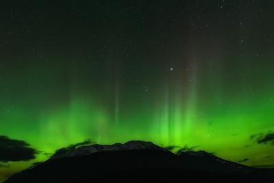Aurora Borealis over Alaska 3