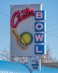 Center Bowl, Anchorage, Alaska