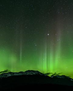 Aurora Borealis over Alaska 2