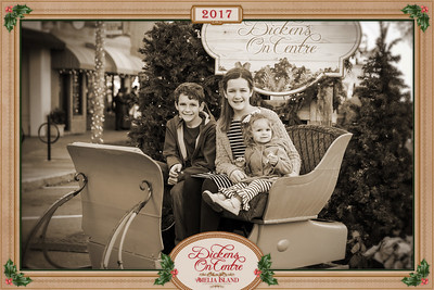 2017 Dickens on Centre - Old Time Photos 109A - Deremer Studios LLC