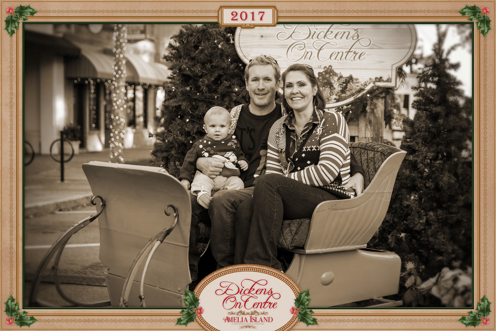 2017 Dickens on Centre - Old Time Photos 163A - Deremer Studios LLC