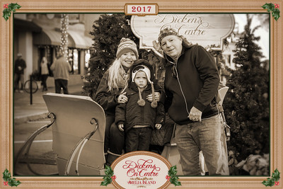 2017 Dickens on Centre - Old Time Photos 104A - Deremer Studios LLC
