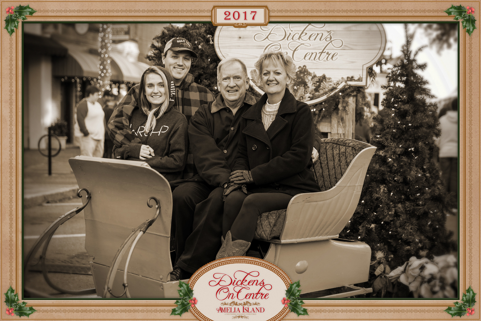 2017 Dickens on Centre - Old Time Photos 161A - Deremer Studios LLC