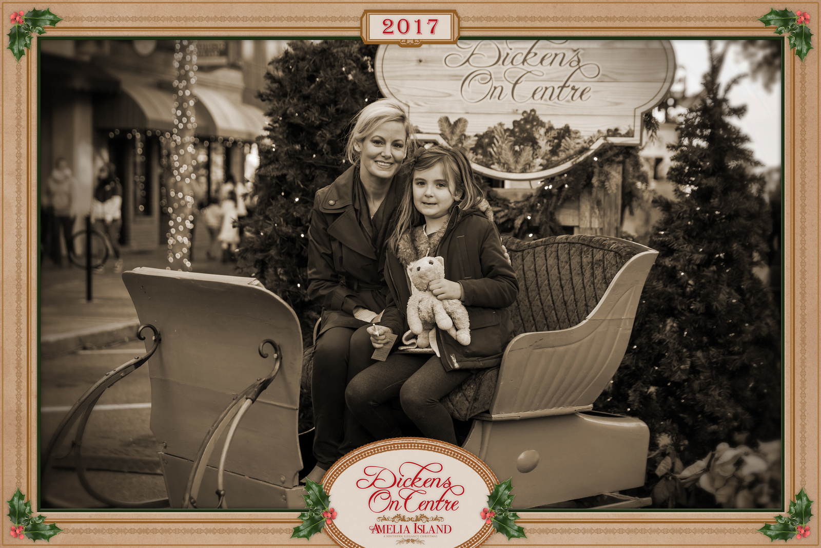 2017 Dickens on Centre - Old Time Photos 174A - Deremer Studios LLC