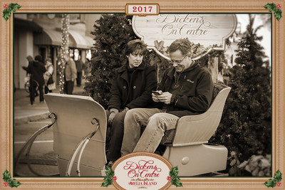 2017 Dickens on Centre - Old Time Photos 108A - Deremer Studios LLC