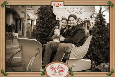 2017 Dickens on Centre - Old Time Photos 101A - Deremer Studios LLC