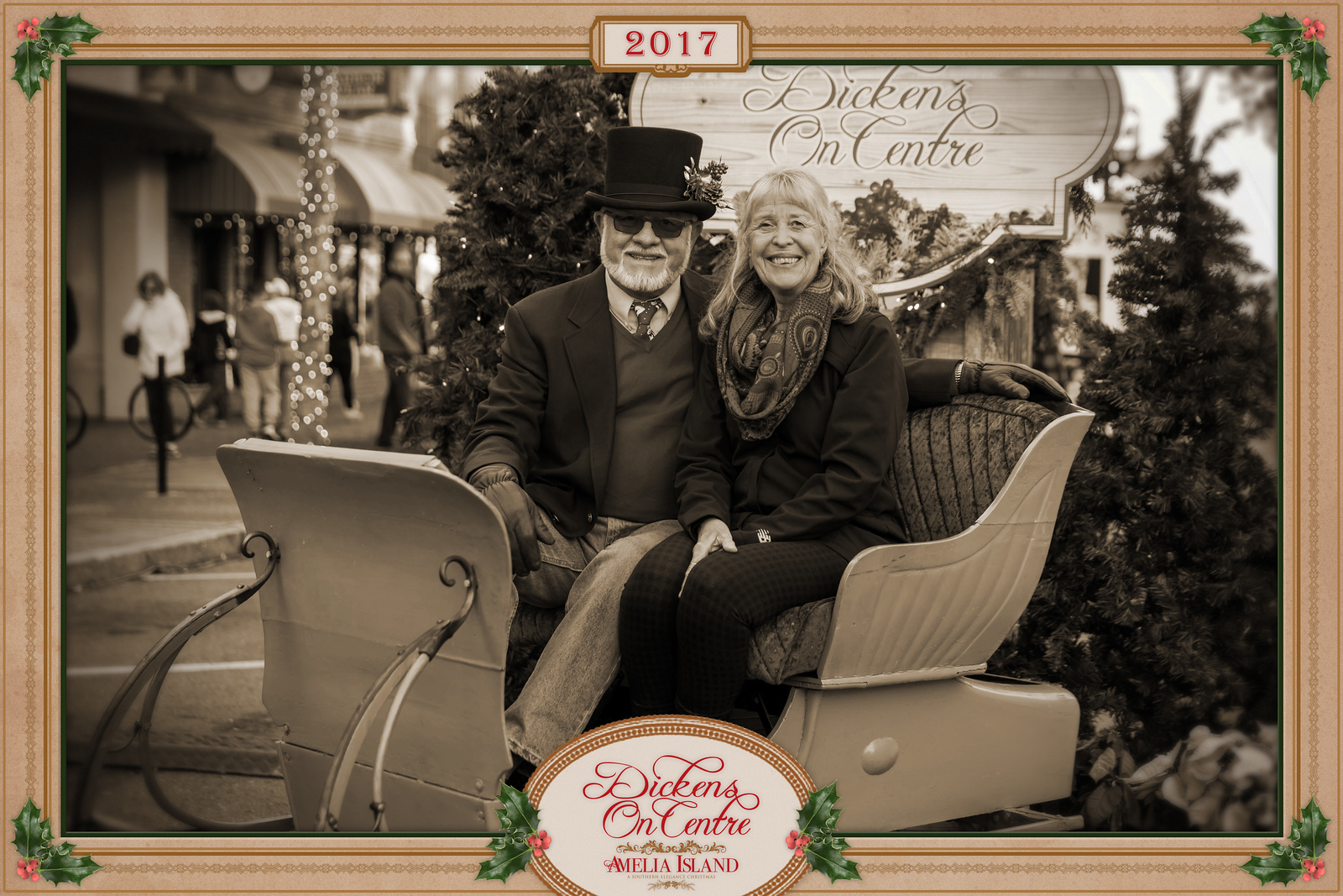 2017 Dickens on Centre - Old Time Photos 168A - Deremer Studios LLC