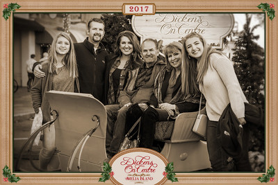 2017 Dickens on Centre - Old Time Photos 113A - Deremer Studios LLC