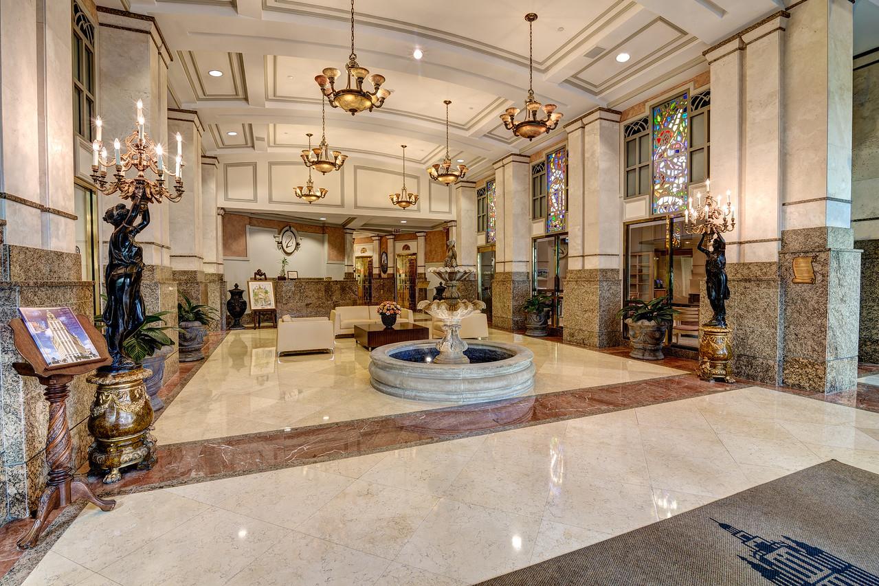 Allen Morris Company Lobby & Restaurant--2