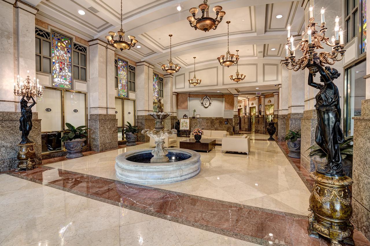 Allen Morris Company Lobby & Restaurant--5