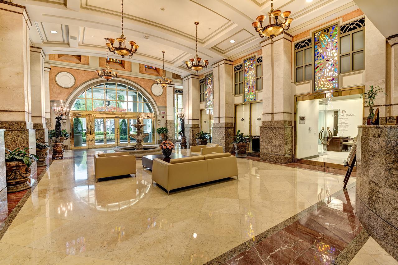 Allen Morris Company Lobby & Restaurant - 7 rev