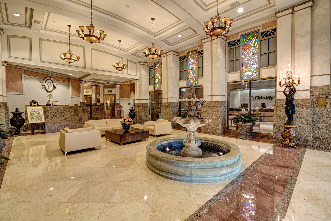 Allen Morris Company Lobby & Restaurant--3