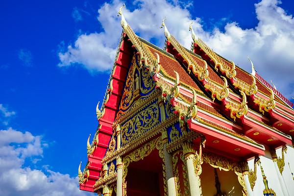 Pradoo Khong Temple