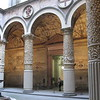 Michelozzo courtyard of palace Palazzo Vecchio, Florence, Italy