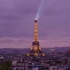 La Tour Eiffel, The Eiffel Tower, Paris, France