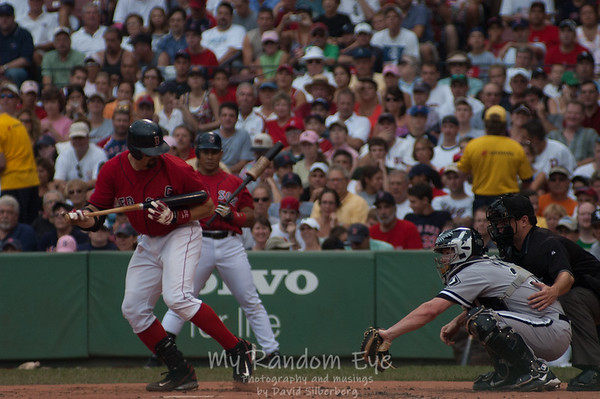 Location: Boston, MA; Date: 2005-08-14; Boston Red Sox home game with the White Sox