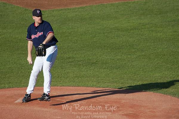 Location: Pawtucket, RI; Date: 2005-07-04; Paw Sox, Curtis Schilling rehab