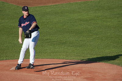 Location: Pawtucket, RI; Date: 2005-07-04; Paw Sox, Curtis Schilling rehab