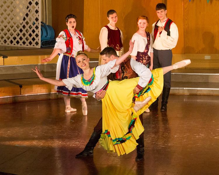 Wight-Hewerdine Dance Troupe (BYUI)