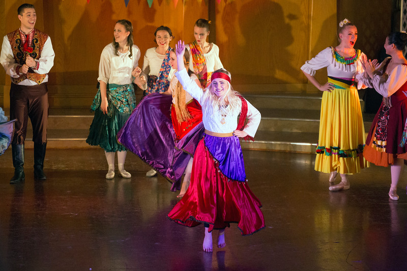 Wight-Hewerdine Dance Troupe (BYUI)