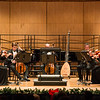 Baroque Instruments at Christmas in Snow concert 2017