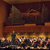 Combined orchestra from American Heritage School and BYUI Orchestra