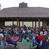 Full Orchestra at the Mountains and Strings workshop final concert at Harriman State Park Ranch in Island Park, Idaho. July 12, 2008