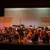 American Philharmonic Orchestra of Sonoma County performing in Santa Rosa on Nov 18, 2012.
