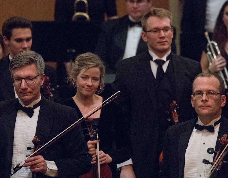Marta Smith et al; Rexburg Tabernacle Orchestra, Feb 2018