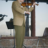 Eric Grossman is playing a Bach partita at the Mountains and Strings concert in Harriman State Park, Island Park, Idaho. July 9, 2008