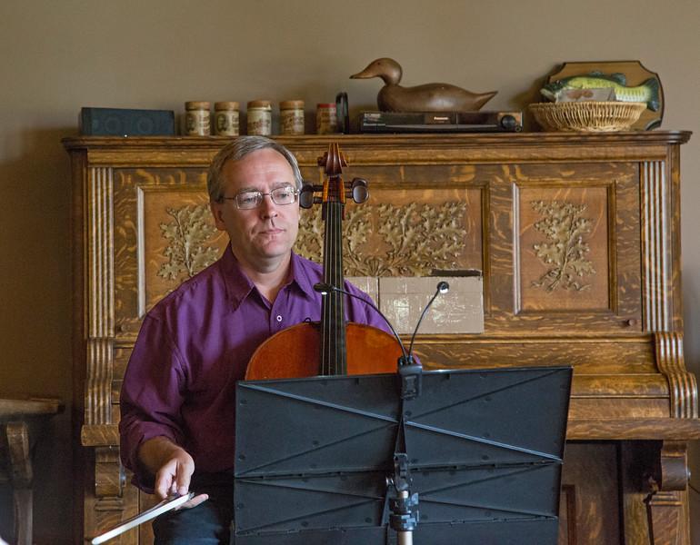 Steven Koch at University of Utah Environmental Humanities Center MT
