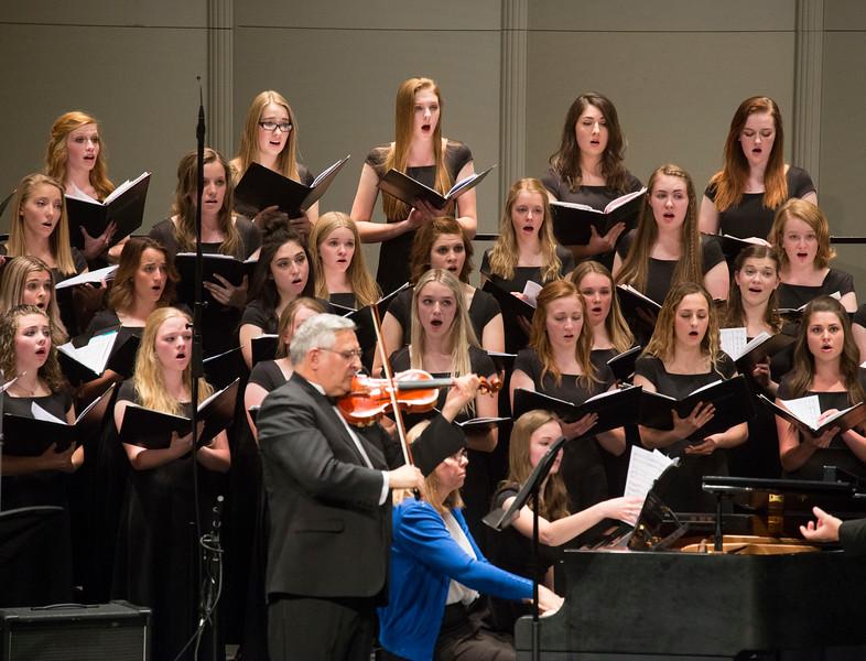 Bel Canto Choir with Marianne Ferguson