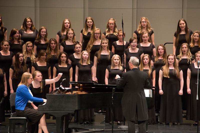 Musettes Woman's Choir