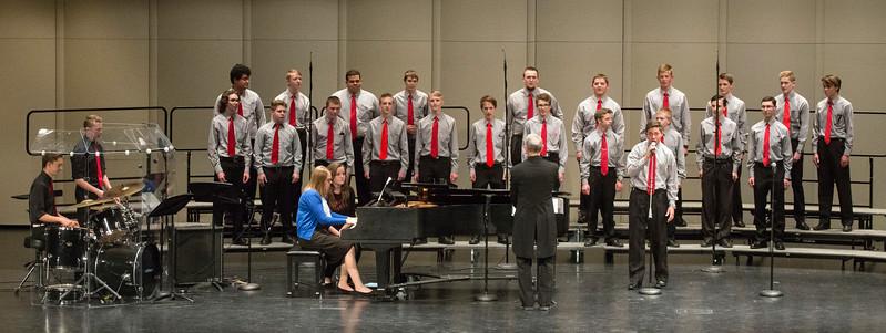 Shades Men's Choir