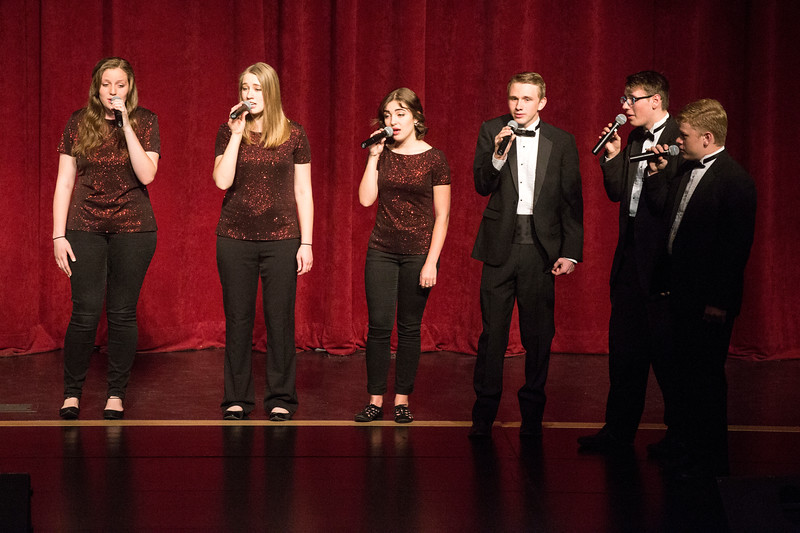 Madison High School Final 2017 Choir Concert, Rexburg, ID