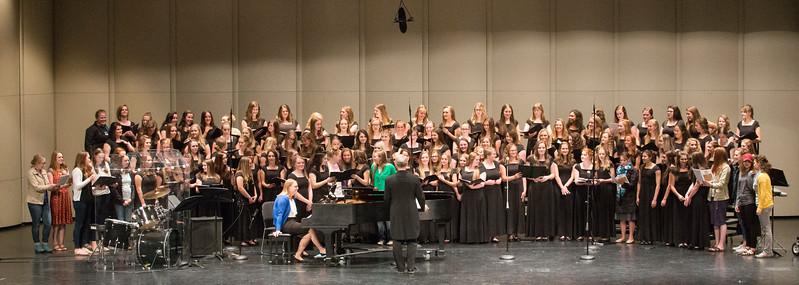 Musettes Alumni Choir