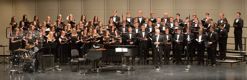 Madison High School Final 2017 Choir Concert, Rexburg, ID
