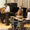 Benny Green (piano), Mark Watkins (sax), Kobie Watkins (drums), Aaron Miller, (bass)